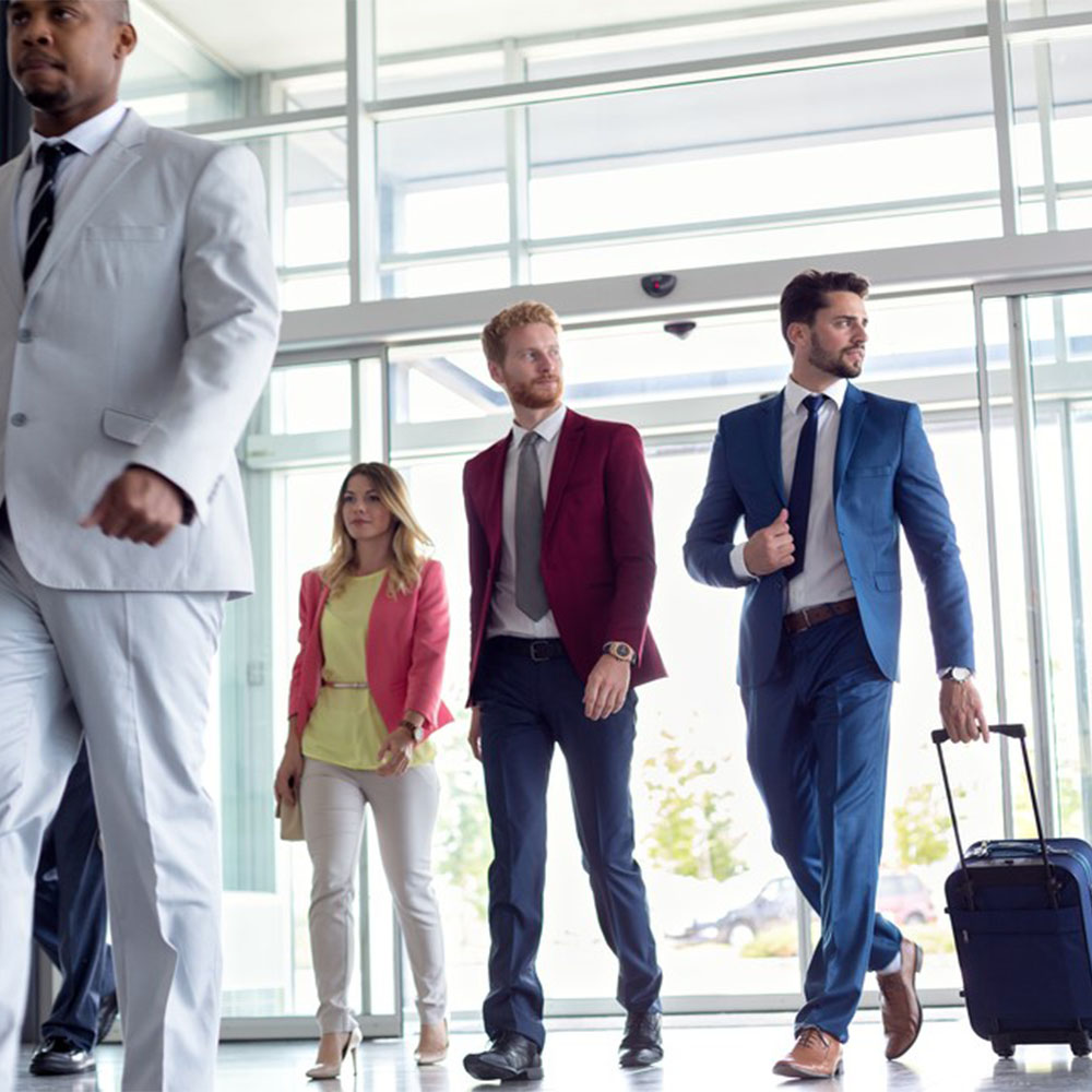 COMPANY CULTURE DEFINES TRAVEL POLICY