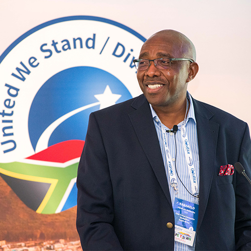 Club Travel Corporate CEO Opens 17th Annual GlobalStar Conference in Cape Town