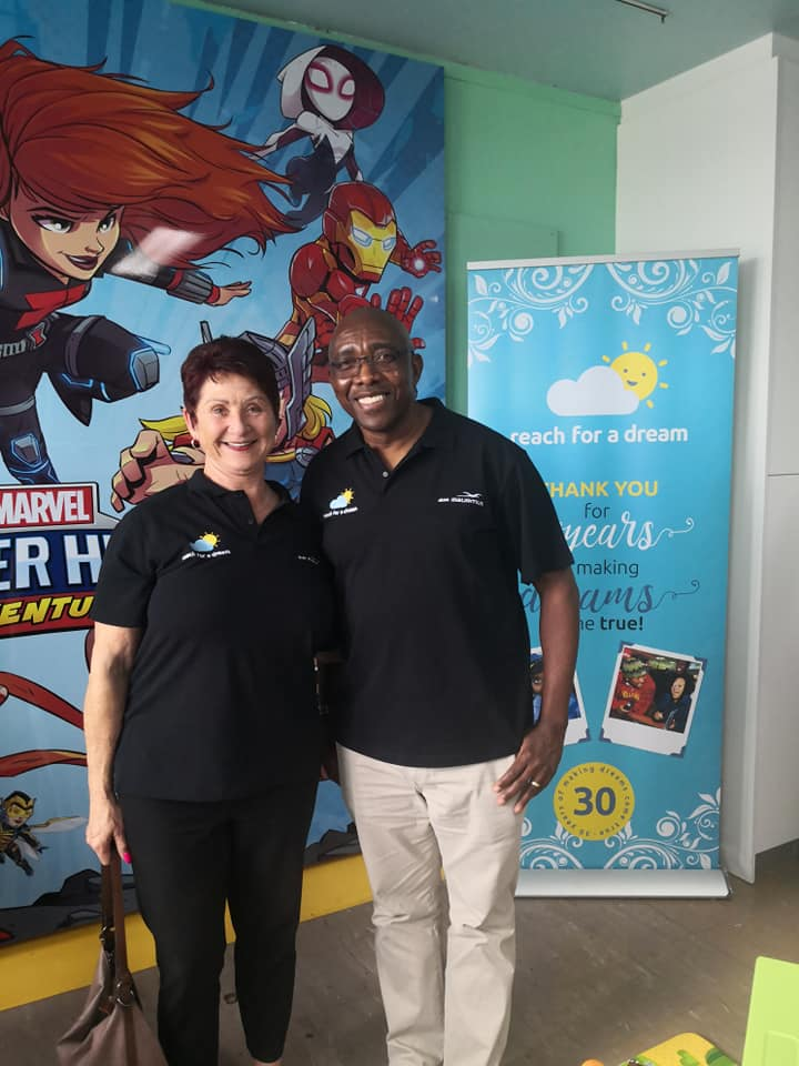"""New """"Travel Dream Room"""" opened for kids and parents at Joburg Gen"""