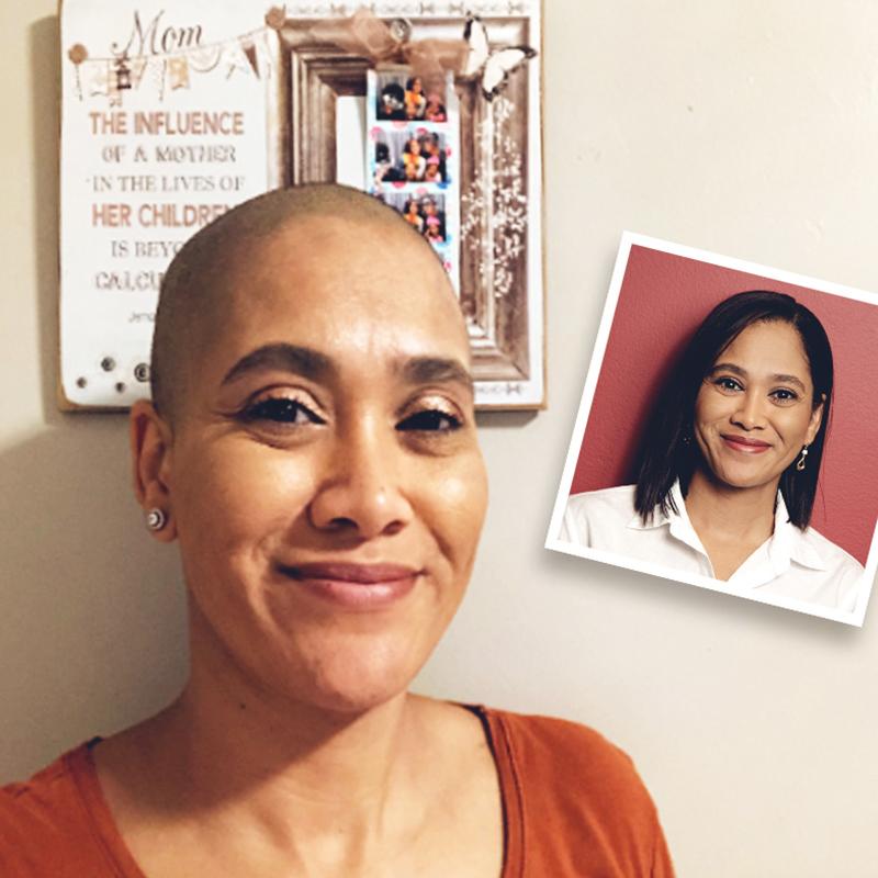 NAZEEMA BEILINGS – CANCER FUNDRAISER