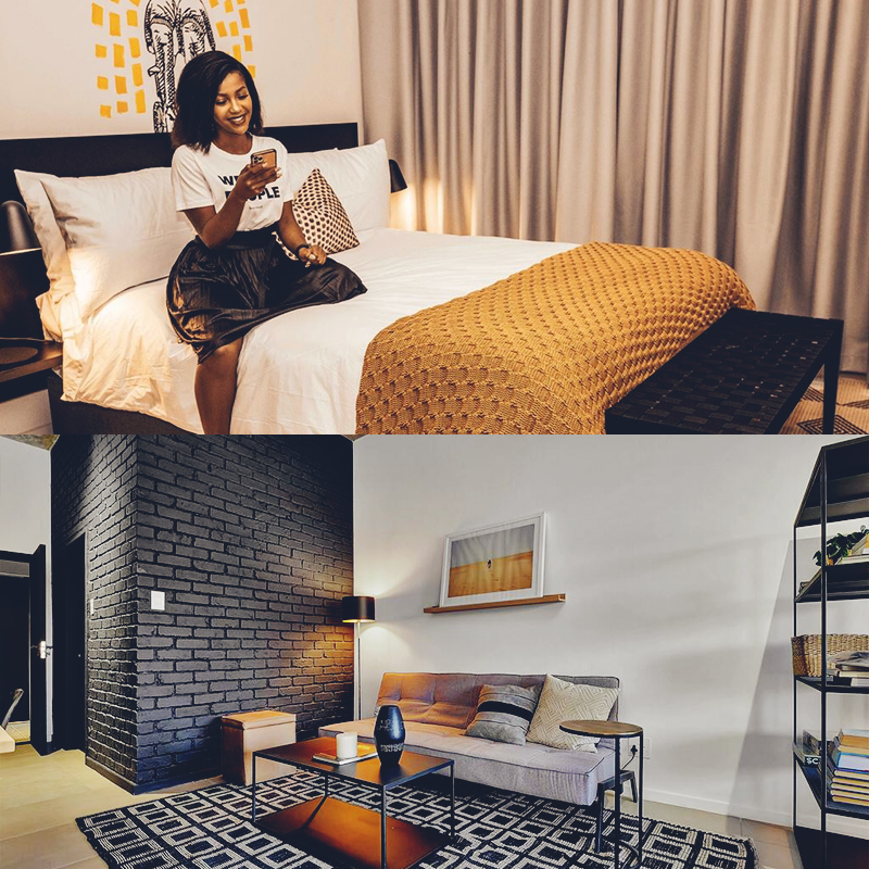 YOUR VERY OWN APARTMENT IN SANDTON – A CORPORATE TRAVELLER'S DREAM