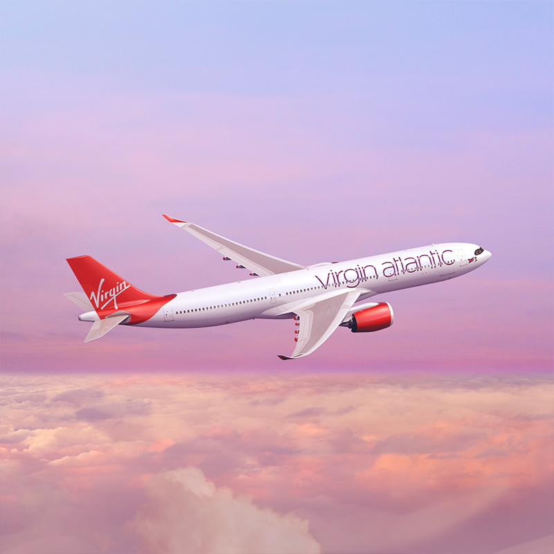 VIRGIN ATLANTIC RETURNS TO SA SKIES